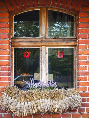 dekoracja okna