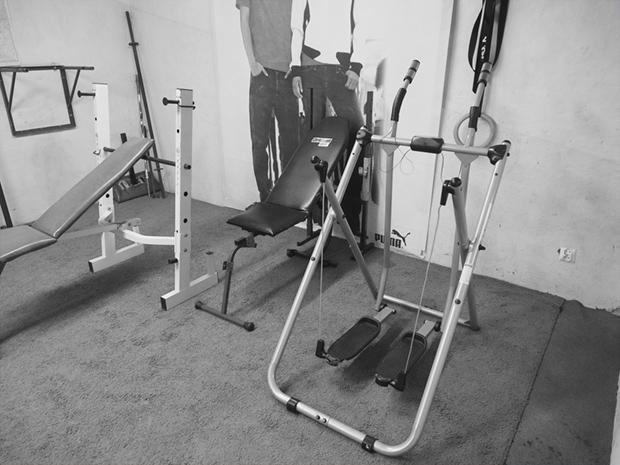 siłownia-ławeczka