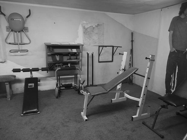 siłownia-sprzęt